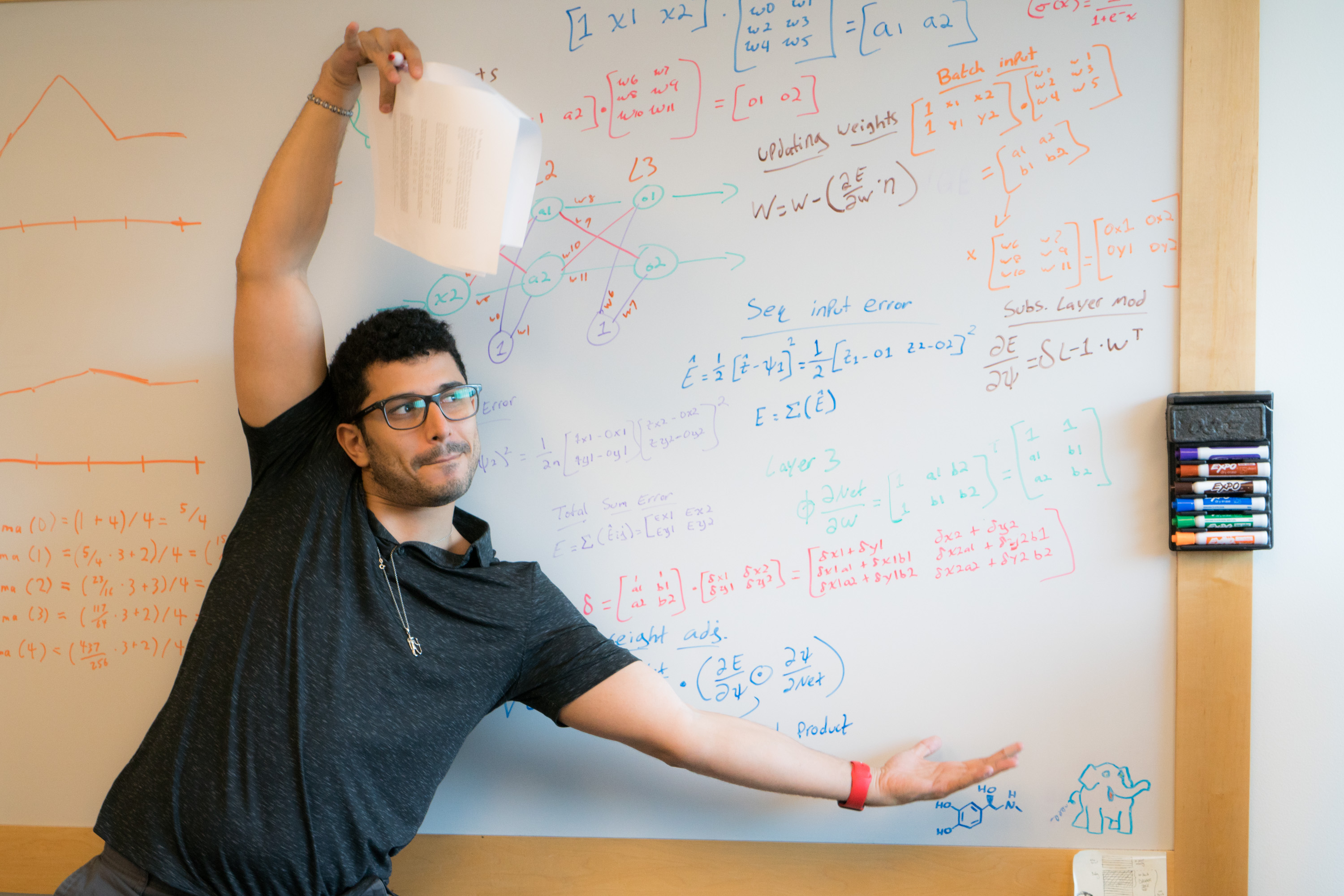 Innovation Lab Lead Abdul Dremali reflects on his time at MIT's Sloan School of Management Executive Education Courses