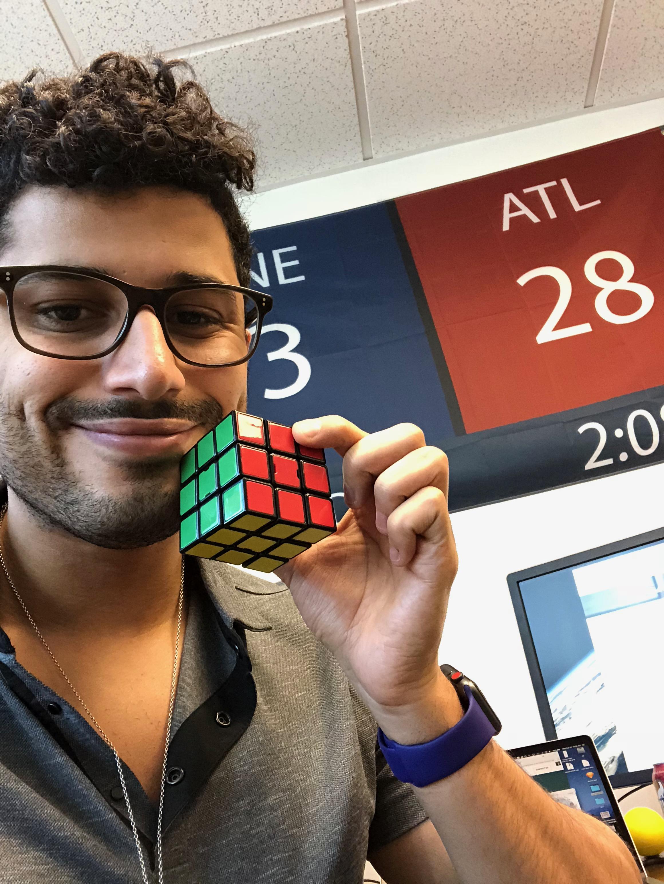 Abdul Dremali head of innovation at AndPlus
